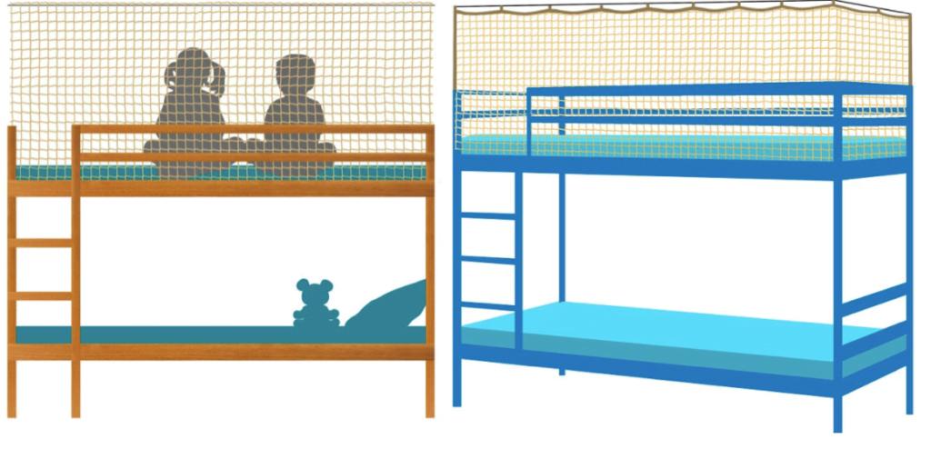 Jak Zabezpieczyć łóżko Piętrowe Oraz Antresole